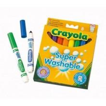Crayola 8 Super Washable...