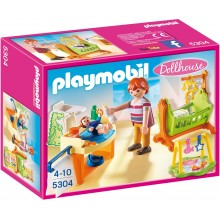 Playmobil Deluxe Dollshouse...