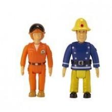Fireman Sam 2 Figure Pack -...