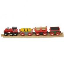 Bigjigs Rail - Wooden...