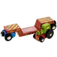 Bigjigs Rail - Tractor Low...