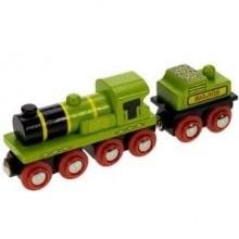 Bigjigs Rail - Big Green...