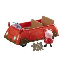 Peppa Pig - Peppa Family Car