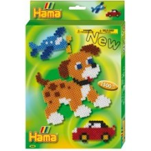 Hama Beads Dog Starter Kit...