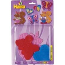Hama Beads Animal Bases (4512)