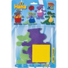Hama Beads Animal Bases (4513)