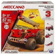 Meccano Rescue Force Model...