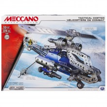 Meccano Tactical Helicoptor