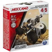 Meccano Starter Set ATV Quad