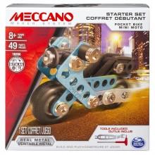 Meccano Starter Set Motorbike