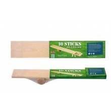10 Sticks on a Board...
