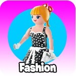 Playmobil Fashion Show