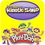 Play Dough and Sands