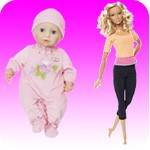 Dolls and Fashion Dolls