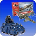 Model Kits & Warhammer