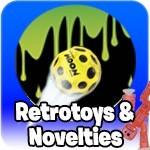 Retro Toys and Noveltiies