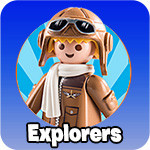 Playmobil Explorers