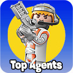 Playmobil Top Agents
