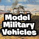 Military Vehicles & Figures Model Kits