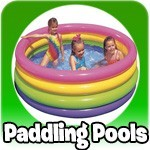 Paddling Pools and Inflatables