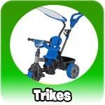 Trikes & Ride Ons
