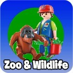 Playmobil Zoo and Wildlife